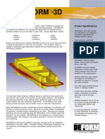 Brochure DEFORM 3D