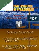 Anfis Sistem Persarafan