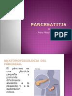 PANCREATITIS presentacion
