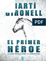 Gironell Marti - El Primer Heroe.epub
