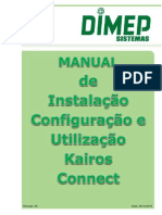 Manual Kairos Connect R 08