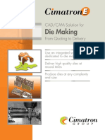 Cimatron - CAD/CAM Solution for Die Making