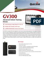 g v 300 Ficha Tecnica