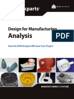 Dfm Injection Molding Analysis 0614