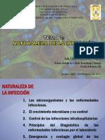Tema 2. Naturaleza de La Infección2