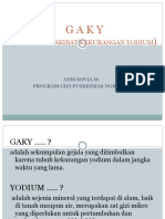 G A K Y