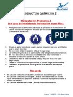 Anexo 1 Poster Productos químicos Z Pinturas AAC y DECO.pptx