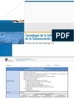 Evidencia 3.2 TIC