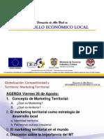 Marketing Territorial Sesión 1