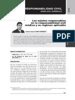 Civil - Responsabilidad Guillermo Chang Hernandez