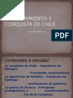 Conqiusta de Chile