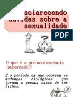 Dúvidas Sobre Sexualidade