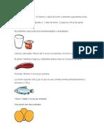 Leches y Derivados Al Menos 2 Vasos de Leche o Alimento Equivalente Al Día