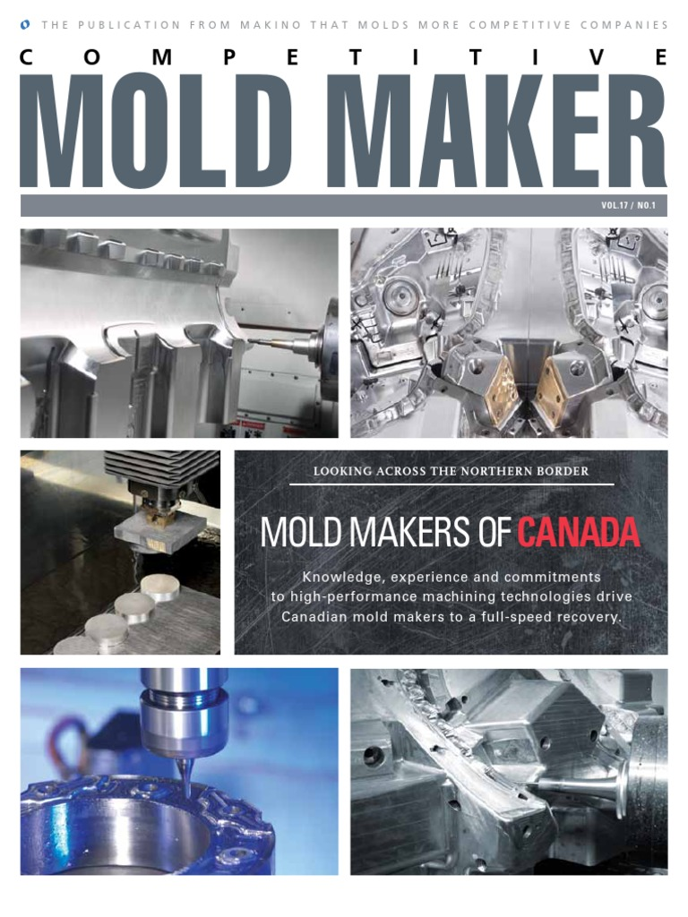 Competitive Mold Maker | Machining | Lean Manufacturing
