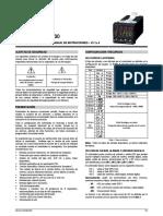 Manual N 1200 Novus
