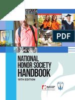 nhs handbook 18th edition