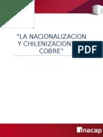 Chilenizacion Del Cobre