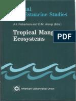 Tropical Mangrove Ecosystem Book