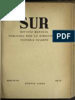 Sur, marzo 1946, año XV