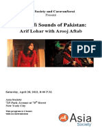 Sufi Sounds by Arif Lohar