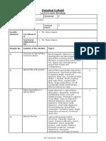 Detailed Syllabus - Optical Communication.doc