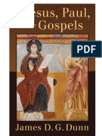 Jesus, Paul and the Gospels
