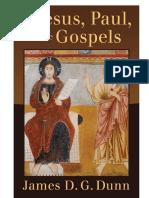 Jesus, Paul and the Gospels