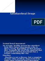 Antidiarrheal Drugs