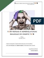 Caderno de Teorias Bizarras Do Direito Penal 08-05-16 JF