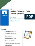 NetApp Solution