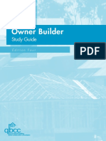 Owner Builder Study Guide