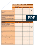 Plan de Mantenimiento Vehicular Anual 2015 -2016