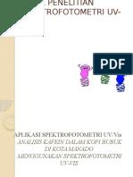 APLIKASI-SPEKTROFOTOMETRI-UV.pptx