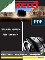 Manual Aplicaciones Pirelli Web