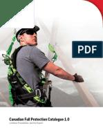Canadian Fall Protection Catalogue