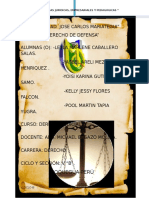 EL DERECHO DE DEFENSA TRABAJO.docx