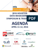 Houston Agenda April 4