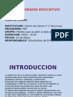 Presentación PAPANICOLAO