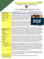 Newsletter 5-16-16
