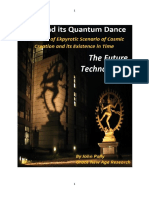 The String and its Quantum Dance-  The Secret of Ekpyrotic Scenario of Cosmic Creation
