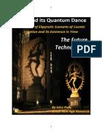 The String and its Quantum Dance-  The Secret of Ekpyrotic Scenario of Cosmic Creation