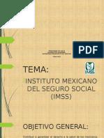 Diapositivas IMSS