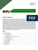 Indicadores de Brasil