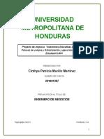 Invesrsiones Educativas de Honduras INEDH