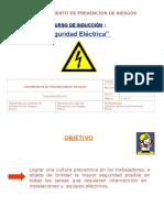 Capacitacion Seguridad Elèctrica