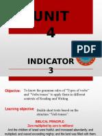 Unit 4 L. Arts