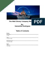 disney media kit