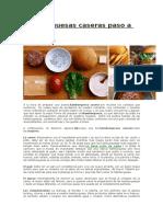 Hamburguesas caseras y tipos patatas fritas.docx