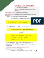 Practica de Ecuaciones Aplicaciones 2015-Resueltos