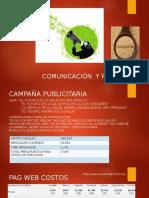 Comunicación y Promoción